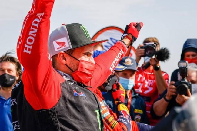 Dakar Rally: Kevin Benavides pakt de eindoverwinning
