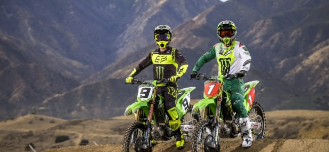 Gallery: Monster Energy Kawasaki Racing Team 2021