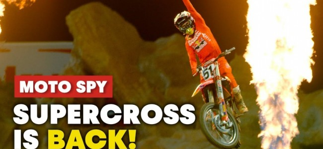 VIDEO: Moto Spy Supercross – The Most Unique Season Ever