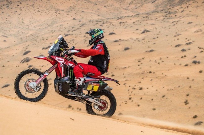 Dakar Rally: Ricky Brabec wint stage 7