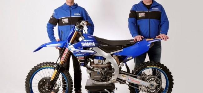 Kevin Strijbos officieel bij Gebben Van Venrooy Yamaha
