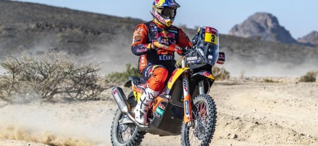 Dakar Rally: Toby Price wint stage, Brabec rijdt verloren