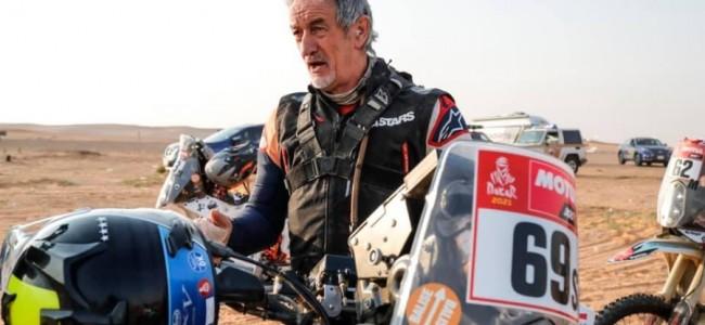 VIDEO: Walter Roelants over de Dakar Rally deel 1