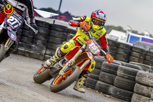 BeNeCup Supermoto begint in Spa-Francorchamps!