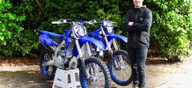 Clément Desalle voortaan op Yamaha motoren