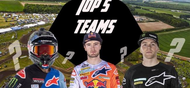 VIDEO: Dit is het beste MXGP team!