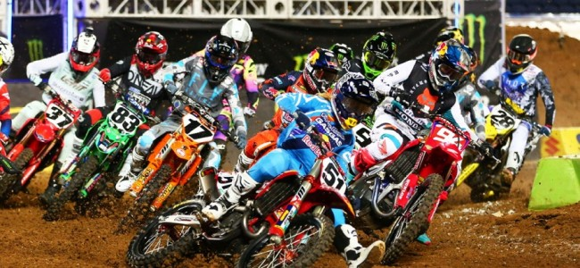 VIDEO: Highlights Supercross Orlando2 2021
