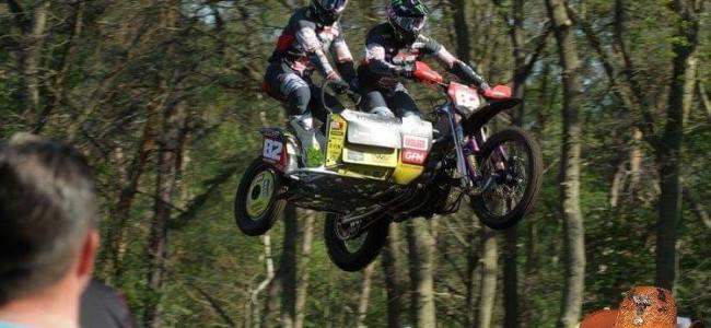 ONK Sidecar en Quad Masters Oldebroek uitgesteld!