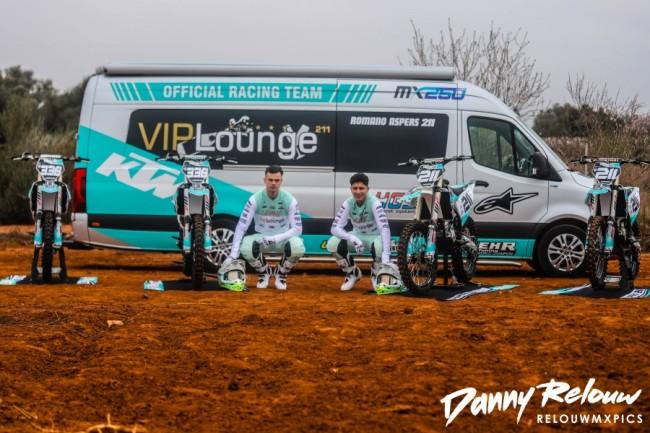 Gallery: VIP Lounge MX Team vanuit Spanje