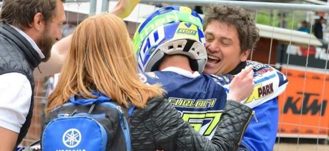 Simone Furlotti blijft in het MXGP-paddock actief
