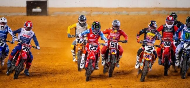 VIDEO:  Daytona Supercross highlights