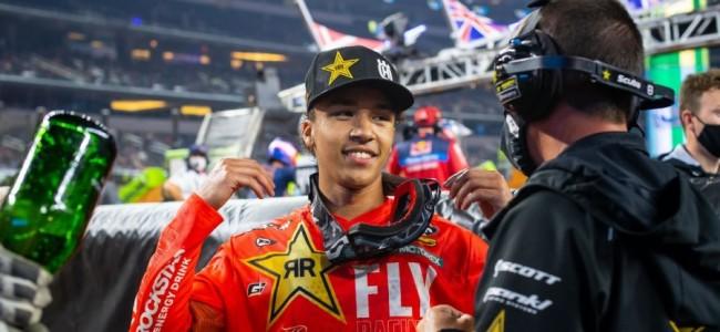 VIDEO: Highlights Supercross Arlington2 2021