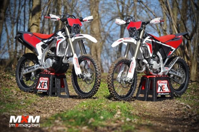 Test Fantic 125 XE en 250 XEF: klaar om te winnen?