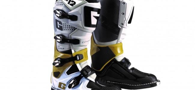 Nieuwe look voor de Gaerne SG-12 laarzen