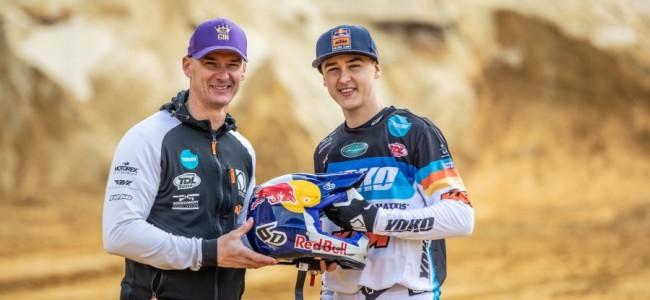 Liam Everts voortaan Red Bull atleet