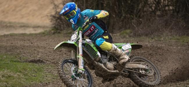 BikeIt MTX Kawasaki bevestigt Taylor Hammal