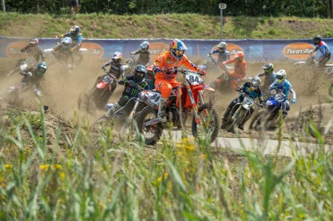 Helaas, géén Dutch Masters of Motocross