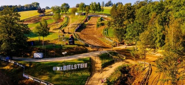 De ADAC MX Masters beginnen in Bielstein