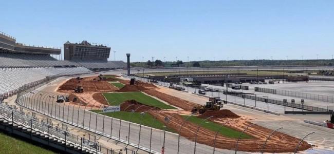 Nieuw circuit voor SX Atlanta dit weekend