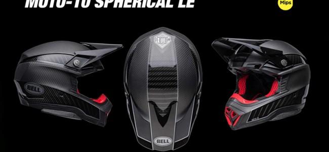 Nieuwe Bell Moto 10 Spherical verzet de bakens!