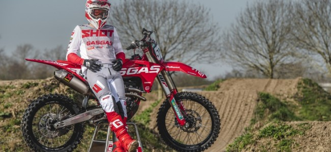 FOTO: GasGas Factory Racing Team in beeld