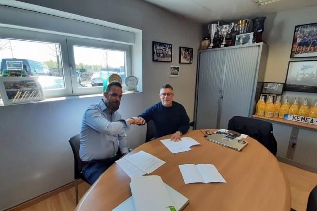 Het Yamaha Factory MX2 Team bouwt nieuwe workshop in Genk