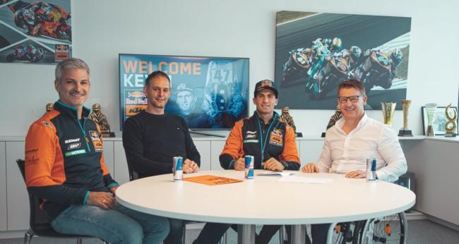 Kevin Benavides verruilt Honda voor KTM