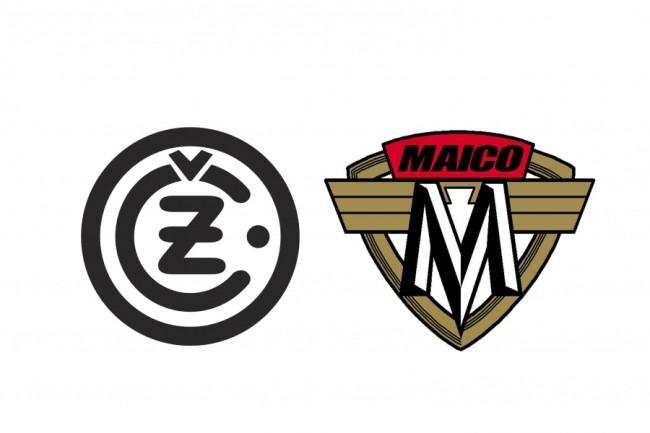 Wat als CZ en Maico weer crossmotoren zouden bouwen?