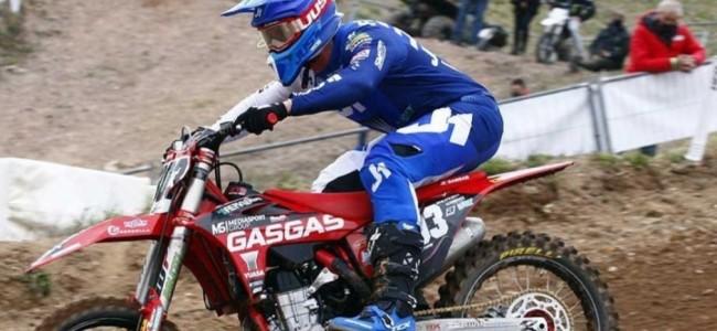 Alberto Forato maakt de overstap naar MXGP