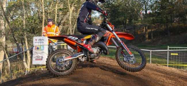VIDEO: Sem de Lange stapt over naar EMX125