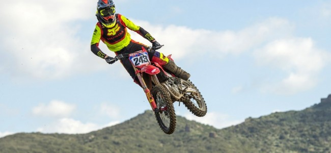 Tim Gajser wint eerste reeks in Maggiora