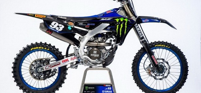 VIDEO: het Monster Energy Yamaha Team in actie