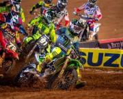 Cameron McAdoo over zijn crash en de derde plaats