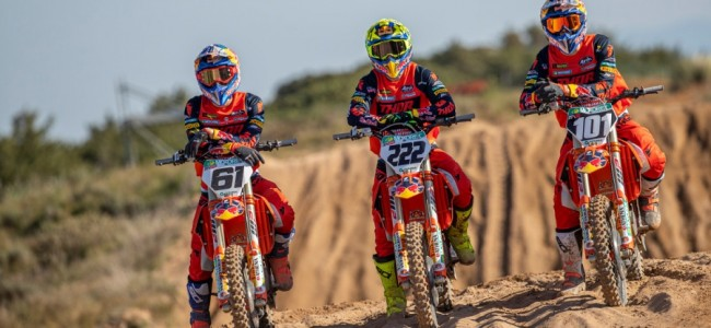 VIDEO: Road to 2021 met het Red Bull KTM Team