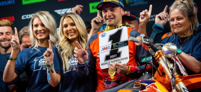 VIDEO: Highlights Supercross SLC2 2021