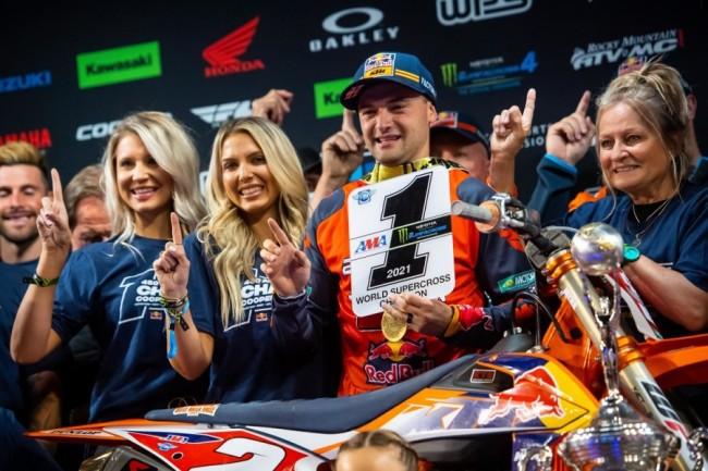 VIDEO: Highlights Supercross SLC2 2021