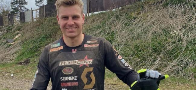 MX1 Uddevalla: Anton Gole blijft winnen