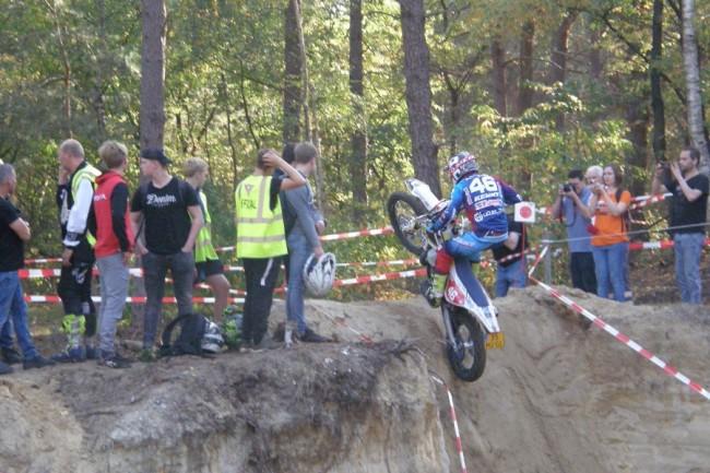 Het Europees kampioenschap Enduro in Hellendoorn