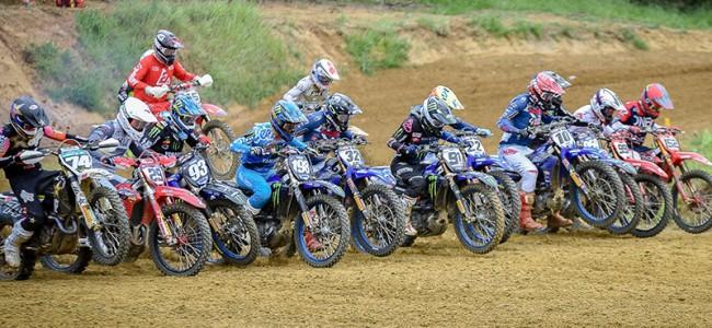 FOTO: Internationale motorcross Crisolles