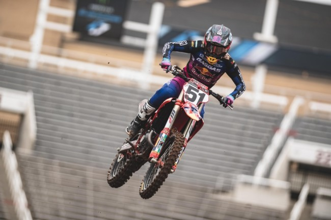 Team TLD-Red Bull-GasGas over de grote finale