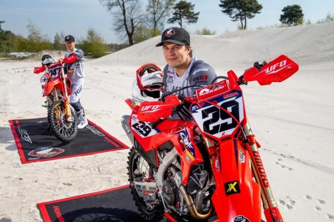 JM Honda Racing wil verrassen!
