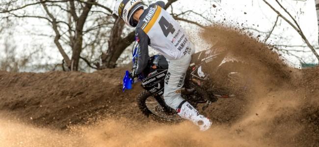 FOTO: Hostettler Yamaha Racing begint in stijl