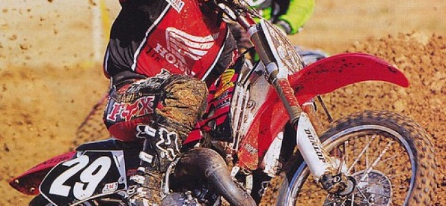 Zware crash voor Scott Sheak