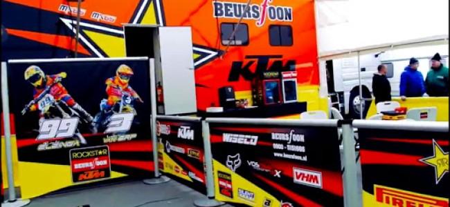 Het Beurspro KTM MX Team keert in 2022 niet terug
