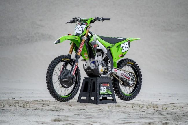 FOTO: Ontdek de 2021  F&H Racing Kawasaki's