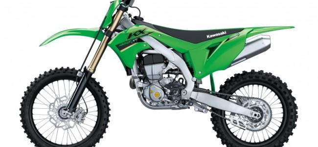 Kawasaki 2022 offroad range biedt zes modellen