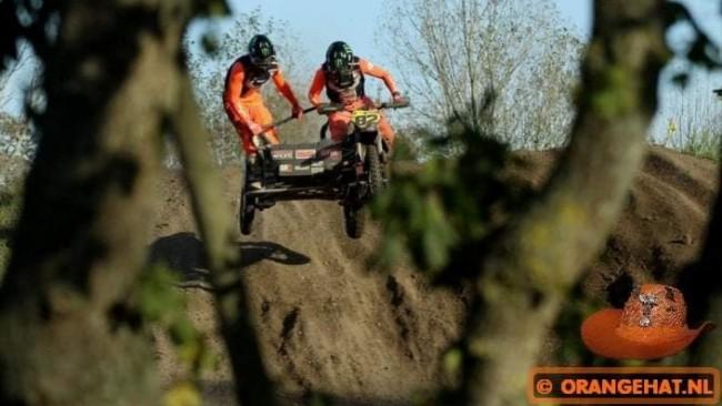 Bax/Musset winnen voor team Vanluchene in het Franse Huismes!