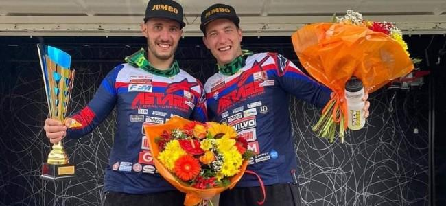 Bax/Musset winnen Sidecarcross Inter Kampioenschap Frankrijk!