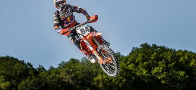 MX1 Ernée: Herlings rapste, Coldenhoff & Vlaanderen in top-3