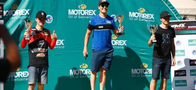Boulard en Triest van start in Zwitserland